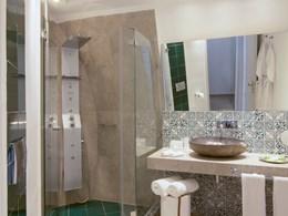 La salle de bain de la Pure Suite