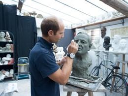 Admirez les œuvres fascinantes de la galerie Romanelli