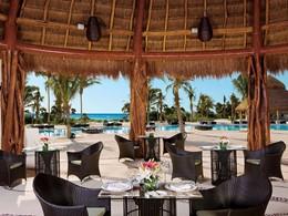 Seaside Grill Restaurant de l'hôtel Secrets Maroma
