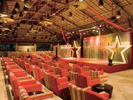 Théâtre de l'hôtel Secrets Maroma à Puerto Morelos