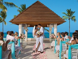 Mariage au Secrets Royal Beach