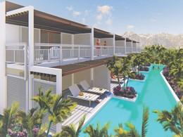 Preferred Club Marina Swim Out Suite