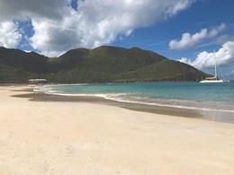 La superbe plage