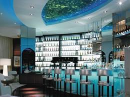 Piano Bar du Shangri-La Al Bandar situé à Mascate