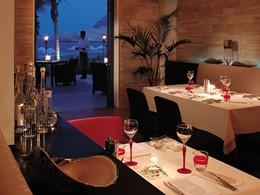 Capri Court Restaurant du Shangri-La Al Bandar
