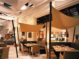 Al Tanoor Restaurant du Shangri-La Al Bandar