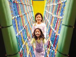 Coin enfants Adventure Zone du Shangri-La Al Bandar