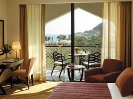 Deluxe Room du Shangri-La Al Bandar à Oman