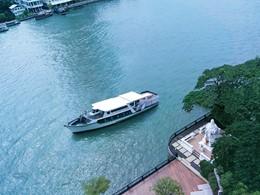 Profitez d'une balade le long du fleuve Chao Phraya