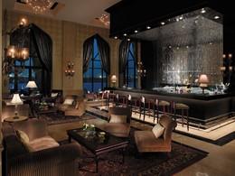Al Hanah Bar du Shangri-La Qaryat Al Beri à Abu Dhabi