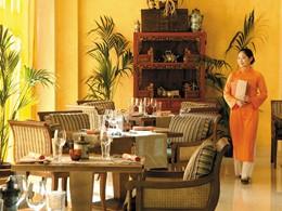 Cuisine moderne vietnamienne au restaurant Hoi An du Shangri-La