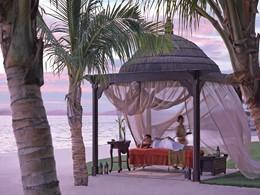 Profitez de soins relaxants en plein air au Shangri-La