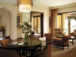 Garden Suite du Shangri-La Qaryat Al Beri à Abu Dhabi