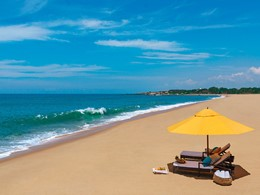 Plage du Shangri-La's Hambantota Golf Resort & Spa