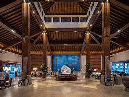 Lobby de l'hôtel Shangri-La's Hambantota à Yala