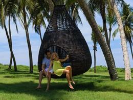 Profitez d'un moment de détente au Shangri-La's Hambantota