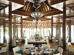 Autre vue du restaurant Jaavu du Shangri-La's