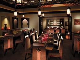 Autre vue du restaurant Dr. Ali du Shangri-La's Villingili