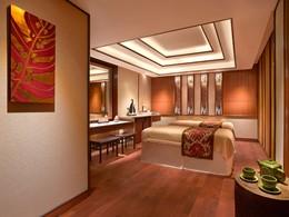 Le spa de l'hôtel 4 étoiles Shangri-La Singapore