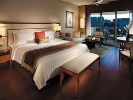 Deluxe Room - Garden Wing du Shangri-La Hotel Singapore