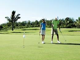 Le terrain de golf Avalon Golf Estate à proximité de l'hôtel.