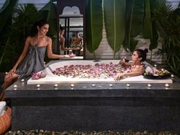 Profitez des somptueux soins du spa du Shinta Mani