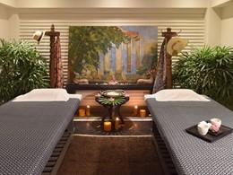 Le spa de l'hôtel Shinta Mani situé à Siem Reap