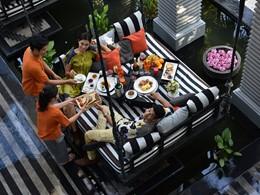 Cuisine khmère moderne au restaurant Kroya du Shinta Mani