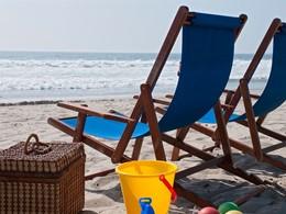 Détendez vous sur la plage de Santa Monica à Los Angeles