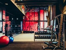 La gym du Siam@Siam Design Hotel en Thailande