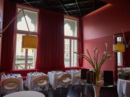 Le restaurant Antinoo