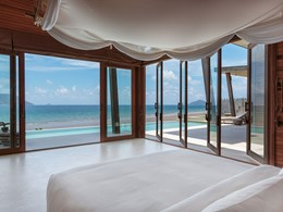 Ocean Front 2 Bedroom Villa