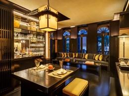 Le salon de la Montgomerie Suite, qui saura vous séduire avec son charme authentique