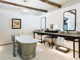 La salle de bain, pour se détendre après une belle journée