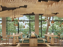 Le restaurant Tree du Six Senses Krabey Island