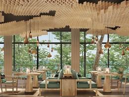 Le restaurant Tree du Six Senses Krabey Island