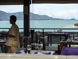 Restaurant On The Hill du Six Senses Samui en Thailande
