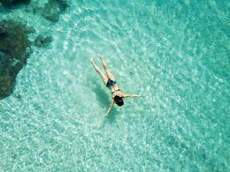 Séance de snorkeling