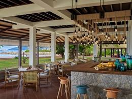 Le restaurant Island Café