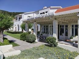 Architecture typique des îles Égéennes