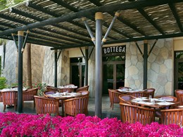 Le restaurant Bottega du Sofitel Palm Resort