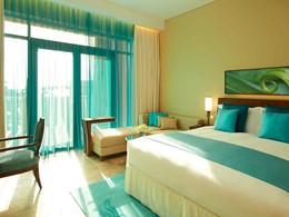 Chambre Luxe Vue Palm du Sofitel Dubaï Palm Resort