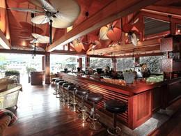 Le Bamboo Bar de l'hôtel Sofitel Legend Metropole