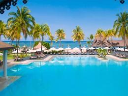 La piscine de l'hôtel Sofitel L'Impérial à Flic en Flac