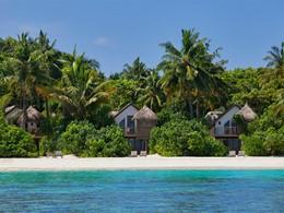 Soneva Fushi Villa aux Maldives