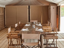 Le restaurant du Zuhairs Island