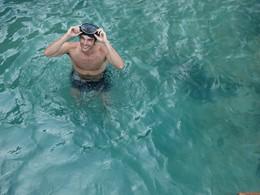 Snorkeling à l'hôtel Song Saa au sud du Cambodge