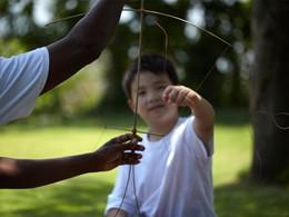 Activités pour enfants à l'hôtel Soori Bali