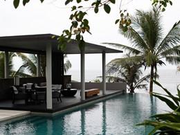 Beach Pool Villa de l'hôtel Soori Bali