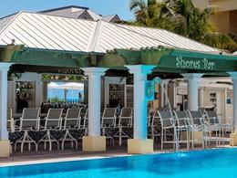 Shores Bar de l'hôtel Southernmost, situé aux Etats-Unis